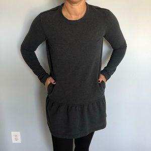 Lululemon Ruffle Sweatshirt